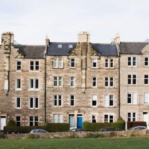 Edinburgh tenements