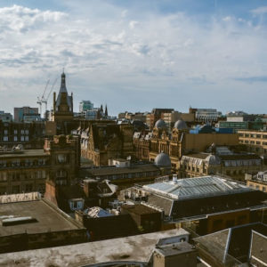 Glasgow view